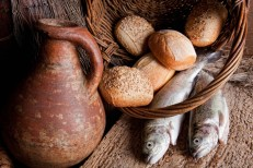 bread-and-fish